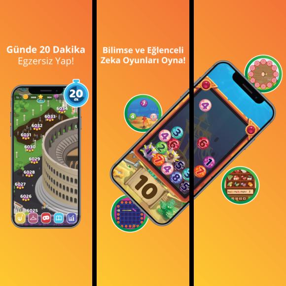 Online Eğitici Çocuk Oyunu 6 Ay Abonelik Paketi