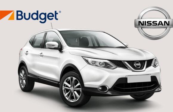 Budget Günlük Nissan Qashqai Araç Kiralama