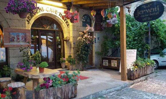 Kapadokya Jerveni Cave Hotel
