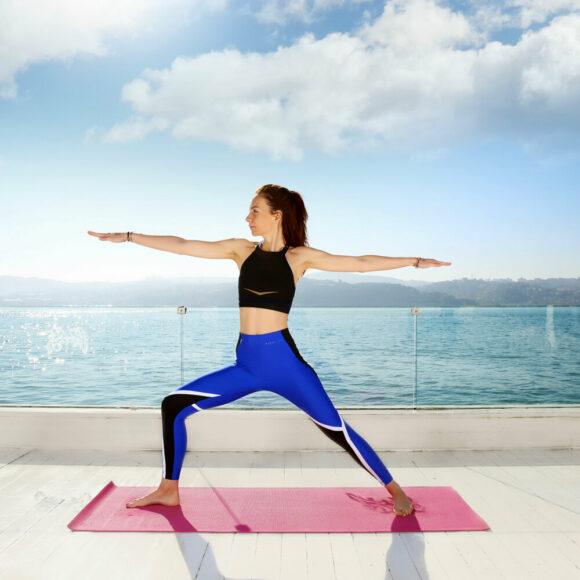 Sait Halim Paşa Yalısı'nda Hatha Yoga Dersi