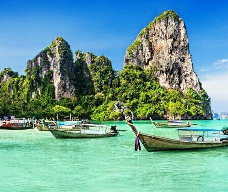 Phuket' 5 Gece 4 Yıldızlı Otelde Kişi Başı Oda Kahvaltı Konaklama