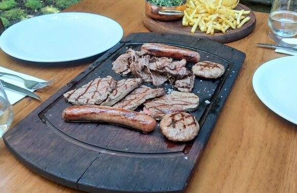 Steakroom İstanbul 2 Kişilik Lokum Mix Menü