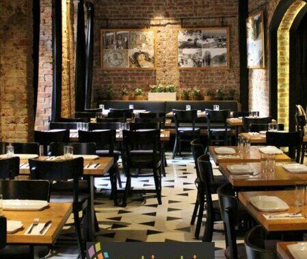 Antiochia Concept Restaurant'ta 2 Kişilik Akşam Yemeği