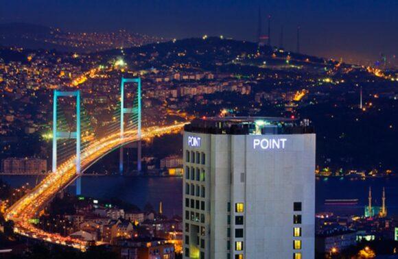 Point Hotel Barbaros İstanbul
