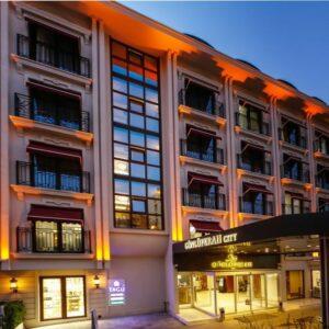 Gönlüferah City Hotel Bursa
